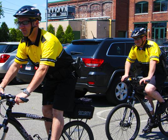 Bike Patrol Security Services